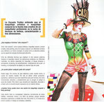 Revista El Día. Madrid, Febrero 2009