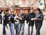 visite guidée de Porto-Vecchio - mars 2011