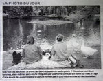"""SUD-OUEST/ """"La photo du jour"""" / 27 Avril 2009"""