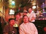 2013.1.7KING OF SOUL,マイケル鶴岡さんと小岩ソウルバーのSTOMP!!!で