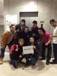 2012.12江戸川野獣組合練習会にて