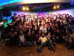 2014.9.13江戸川野獣組合SHIDO君結婚式二次回にて。