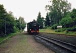 99 735 beim Umsetzen in Jonsdorf (1999)