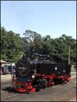 99 1784-0 am Göhrener Wasserkran