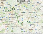 Limeswanderweg: Grüne Linie
