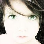 Portrait d'enfant Lena