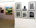 Le paysage  avec Jérémy Liron, 2015 galerie Le Leé, Metz
