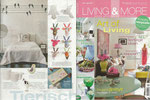 """""""Living & More"""" 04/2012 - es können nie genug Wandtrophäen Ole sein."""