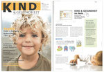 """Kind & Gesundheit"" Ausgabe März/April 2008"