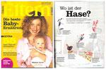 """""""Eltern"""" Ausgabe 04/2012"""