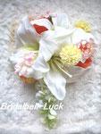 2-7和装髪飾り カサブランカ・ダリア・マム・桜のパーツ