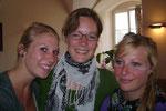 Lea,Lisa und deNinsch-Nagels Töchter und RaiLis Tochter
