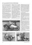 Bild: KFT 1983 Heft 11 (KFT beurteilt MZ ETZ 250 mit Seitenwagen) Seite 342