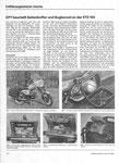 Bild: KFT 1989 Heft 01 (KFT beurteilt Seitenkoffer und Bugkanzel an der MZ ETZ 150) Seite 016