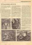 Bild: KFT 1987 Heft 05 (KFT-Zwischenbilanz: MZ ETZ 150) Seite 149