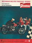 Bild: DDS 1969 Heft 05 (Die neue MZ ETS 250 Trophy-Sport) Titelseite