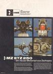 Bild: KFT 1981 Heft 05 (Das neue MZ-Motorrad: ETZ 250) Rückseite