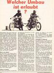 Bild: DDS 1977 Heft 05 (Welcher Umbau ist erlaubt?) Seite 174