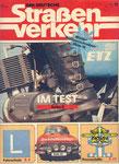Bild: DDS 1985 Heft 11 (Test: MZ ETZ 150) Titelseite