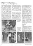 Bild: KFT 1989 Heft 06 (KFT Langstreckenbeurteilung- 10.000km mit der ETZ 150 10,5 kW) Seite 184