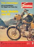 Bild: DDS 1972 Heft 09 (Neue Modelle von MZ) Titelseite