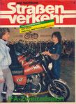 Bild: DDS 1986 Heft 04 ( IFA Zweiradsalon, alles für Zweiradfahrer) Titelseite