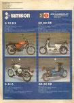 Bild: KFT 1987 Heft 05 (Rückseite: SR50CE, SR80CE, S51C, S70E2)