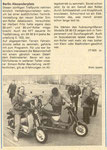 Bild: KFT 1986 Heft 05 (Kraftfahrzeugtechnik beurteilt den neuen Simson-Roller SR 50 B4) Seite 133