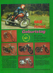 Bild: DDS 1982 Heft 05 (MZ feiert Geburtstag, 60 Jahre Motorradbau in Zschopau) Seite 008