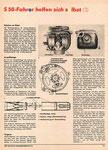 Bild: DDS 1977 Heft 06 (S 50-Fahrer helfen sich selbst -3- Arbeiten am Motor) Seite 211