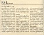 Bild: KFT 1976 Heft 03 (KFT beurteilt MZ-Gespann TS 250) Seite 090