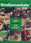 "Bild: DDS 1981 Heft 06 (Test: Simson-Mokick S 51 B2-4 ""electronic"") Titelseite"