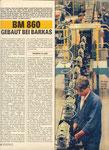 Bild: DDS 1989 Heft 09 (Viertakter BM 860 gebaut bei Barkas) Seite 004