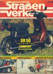Bild: DDS 1988 Heft 12 (Test: Simson Roller SR 50 CE) Titelseite