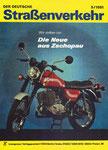Bild: DDS 1981 Heft 05 (Die Neue aus Zschopau) Titelseite