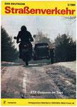 Bild: DDS 1984 Heft 03 (ETZ-Gespann im Test) Titelseite
