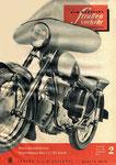 Bild: DDS 1957 Heft 02 (Die Simson-Sport mit Pfiff) Titelseite