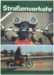 Bild: DDS 1981 Heft 12 (Test MZ ETZ 250) Titelseite