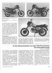 Bild: KFT 1984 Heft 09 (Das neue Motorrad aus Zschopau: MZ ETZ 125/150) Seite 263