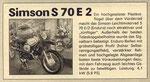Bild: DDS 1985 Heft 10 (Simson S 70 E2) Seite 018