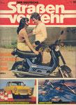 Bild: DDS 1985 Heft 10 (Ein toller Roller: Simson SR 50 / SR 80) Titelseite