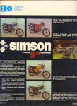 Bild: (Kraftfahrzeugtechnik beurteilt Simson S 51 B 2-4) Rückseite