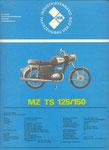 Bild: KFT 1973 Heft 07 (Technische Einzelheiten der neuen Motorräder MZ TS 125 und TS 150) Rückseite