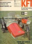Bild: KFT 1971 Heft 06 (MZ-Gespann mit 19 PS) Titelseite
