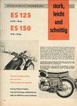Bild: DDS 1962 Heft 11 (Neu: MZ ES 125/150 stark, leicht und schnittig) Seite 368