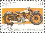 Briefmarke Premier 1929 0,80 Riel Kampuchea (Kambodscha) 1985