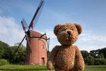 Das ist die Regenwalder Mühle von Bad Zwischenahn.