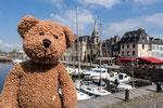 Mon dieux, isch bin in Honfleur! Das iste in die Normandie –und die iste in die Frankreisch!