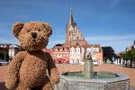 Das ist in Barth an der Ostsee am Bodden in Mecklenburg-Vorpommern.