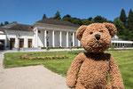 In Baden-Baden kann man kuren-kuren. oder spielen-spielen.